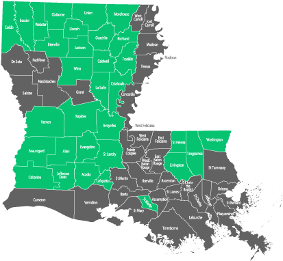 Get CenturyLink® Internet in Louisiana | (800) 251-4505 on comcast business internet availability map, frontier internet availability map, verizon dsl availability map, dish internet availability map, cox internet availability map,